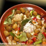 Aceitunas - Gemarineerde knoflook olijven