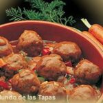 Albondigas - Spaanse gehaktballetjes (W)
