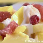 Ensalada de frutas - Vruchtensalade