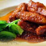 Pedazos de pollo - Pittige kipkluifjes (W)