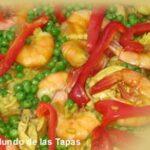 Paella - Spaans rijstgerecht (W)arm