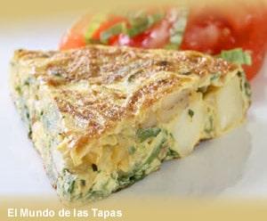 Tortilla - Aardappel tortilla