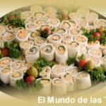 Tortilla Mexicana - Tortilla wrap met zalm