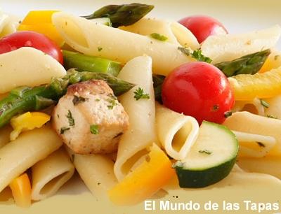 Ensalada de pasta - Zomerse pastasalade